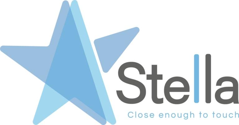 Stella Logo mit Slogan