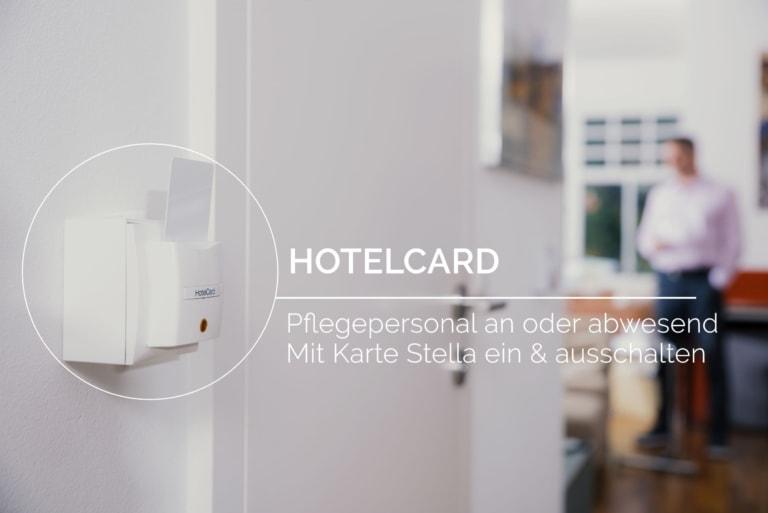 Stella Hotelcard Kartenschalter