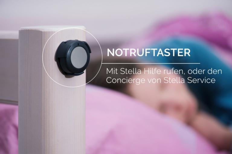 Stella Notruftaster