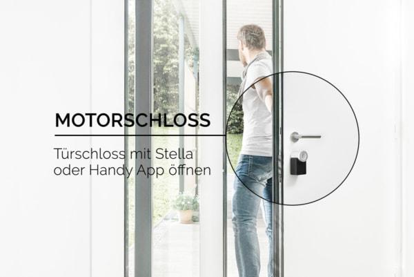 Stella Nuki Türschloss / Motorschloss