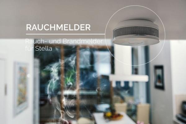 Stella Brandmelder / Rauchmelder