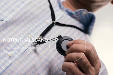 Notrufhalsband