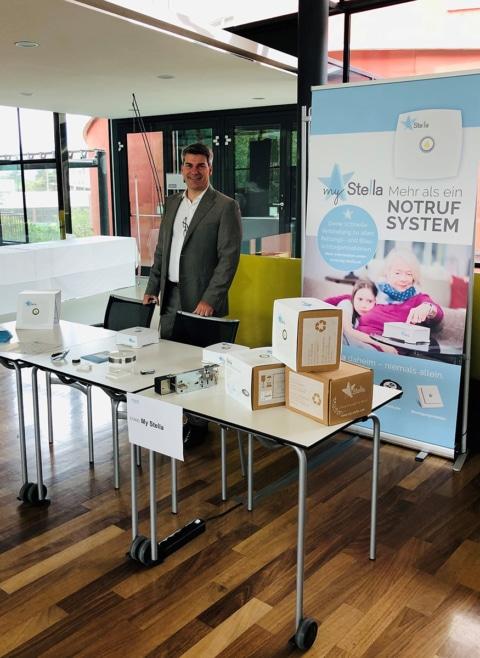 myStella - Smarter Lives 2019 - AAL Konferenz Bozen
