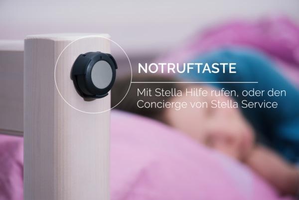 Stella Notruftaste