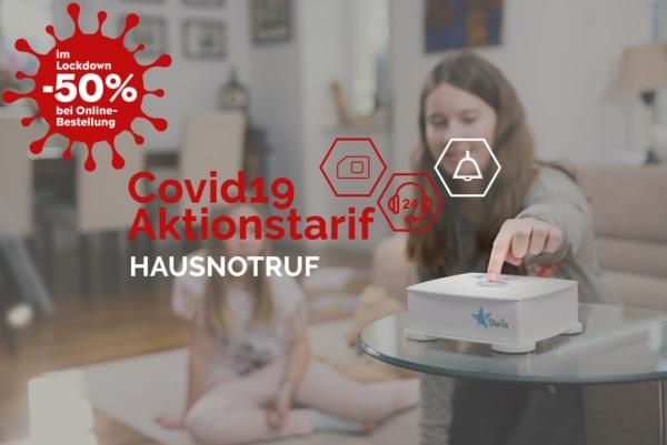 "Tarifbild myStella Tarif ""Hausnotruf - CoVid19 Aktionstarif"""